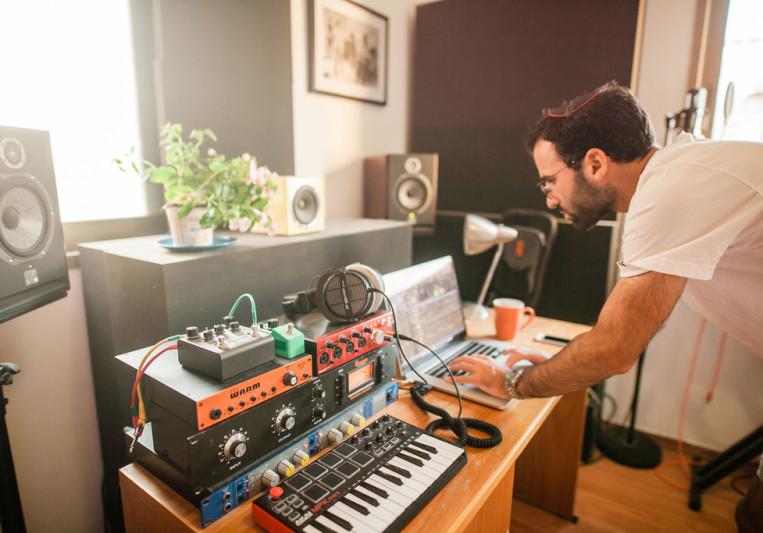 Asher Parkes on SoundBetter
