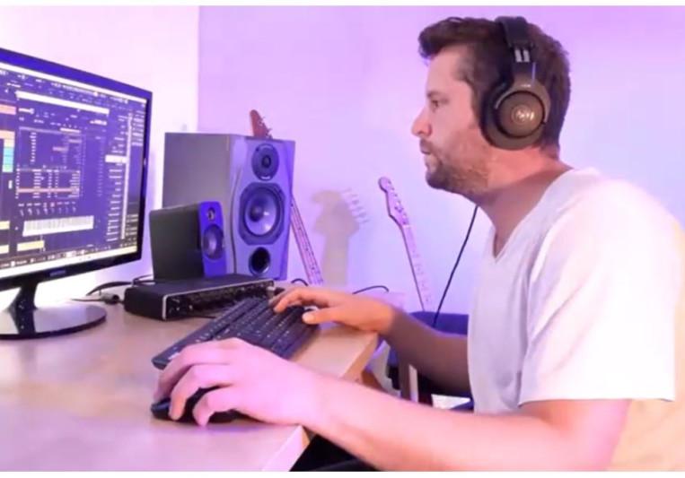 Martin John on SoundBetter