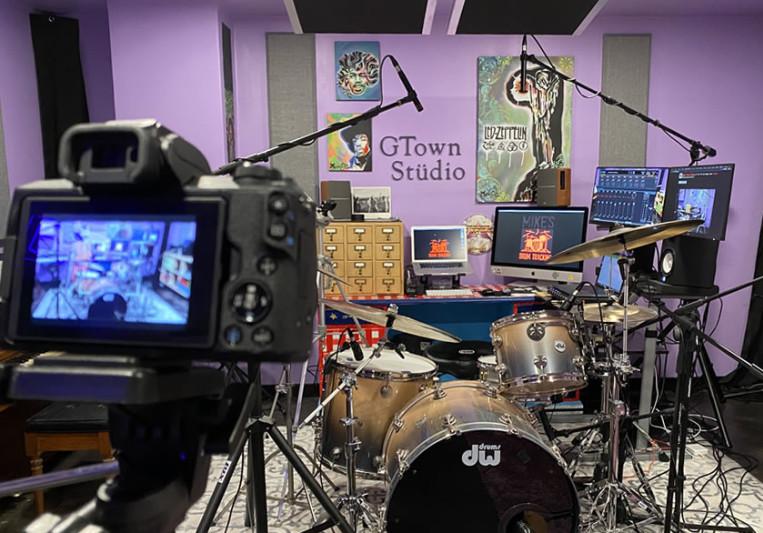 One Drummer Drumming on SoundBetter