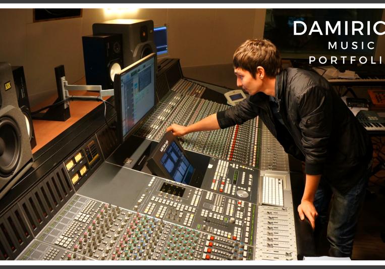 Damirichi on SoundBetter