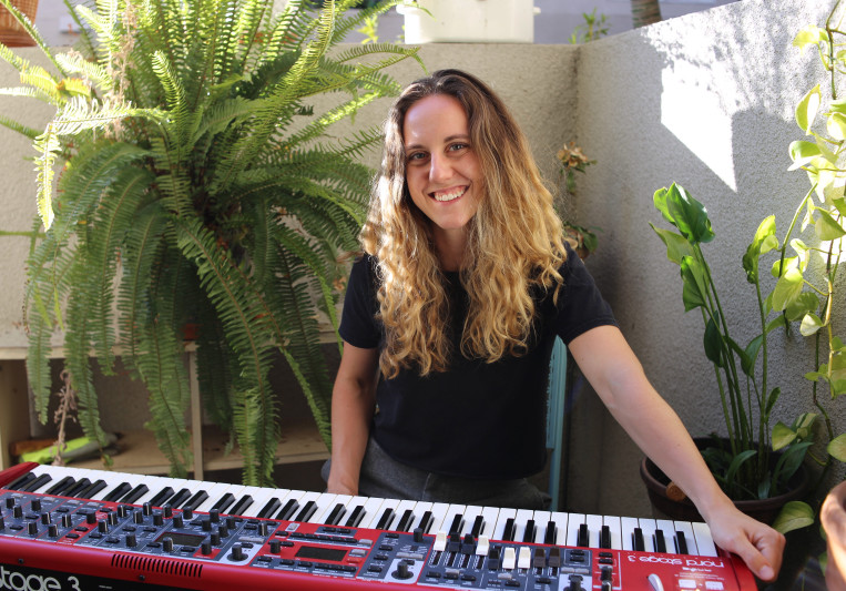 Sarah Bernstein Music on SoundBetter