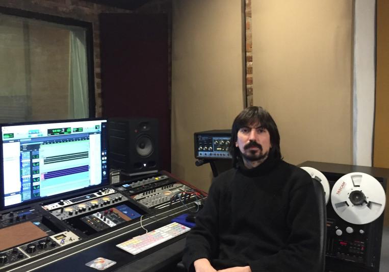Maxi Leivas - Aldea Records on SoundBetter