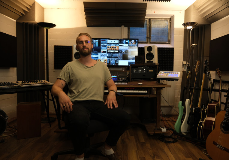 Alexander Luebbe on SoundBetter