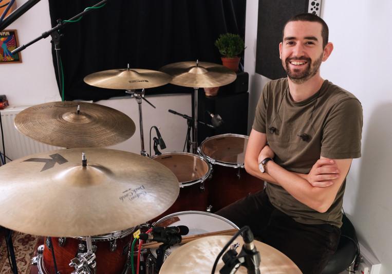 Dan Garcia Drums on SoundBetter
