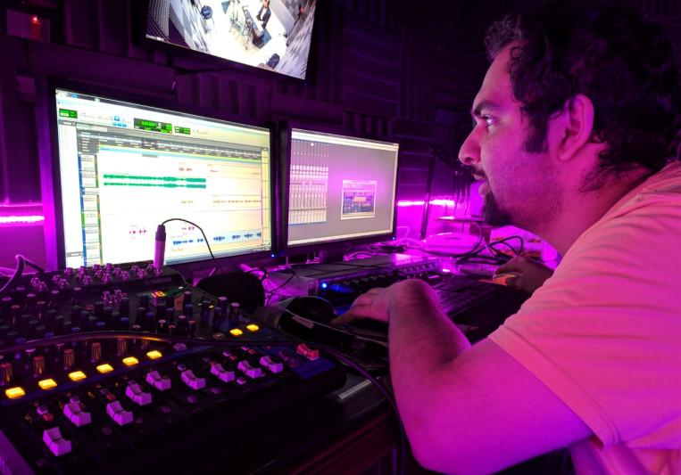 Abanoub Samir on SoundBetter