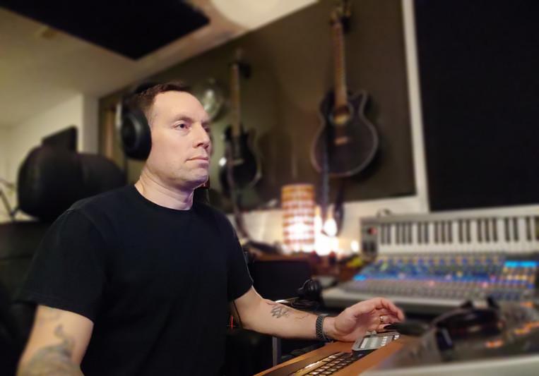 Dark Roast Recording on SoundBetter