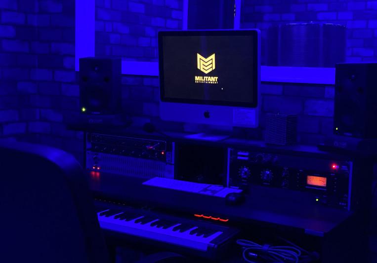 Militant Studios on SoundBetter