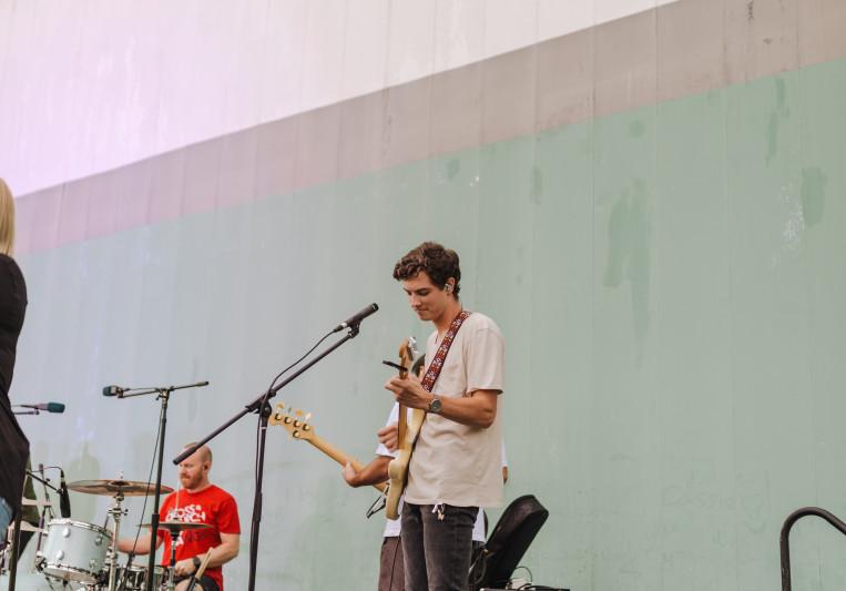 Aidan Parks on SoundBetter