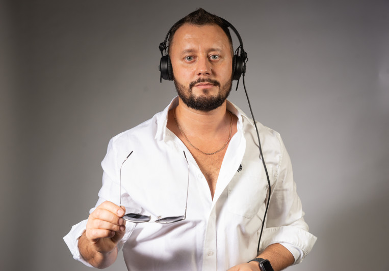 Антон П. on SoundBetter
