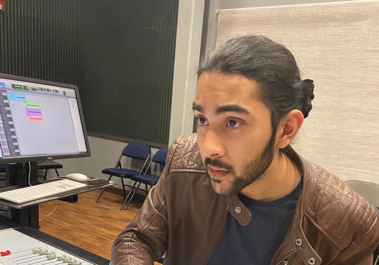 Ananda Dhar-James on SoundBetter