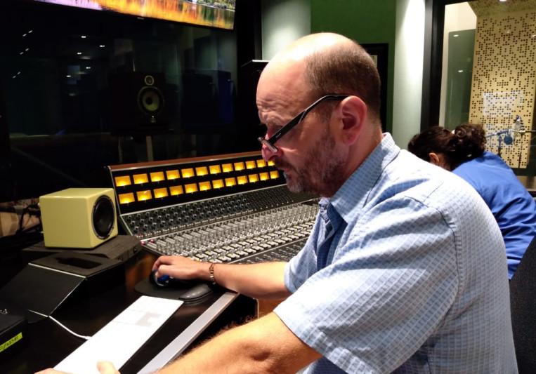 Jorge Diaz on SoundBetter