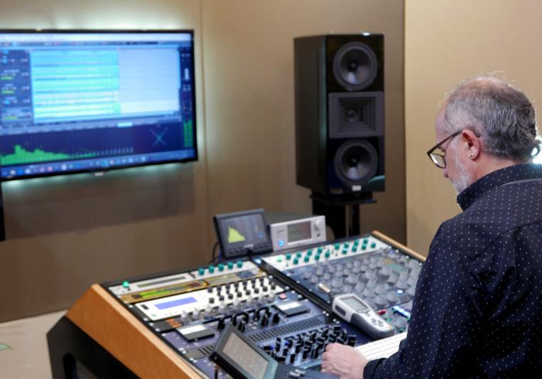 El Angel estudio Mastering on SoundBetter