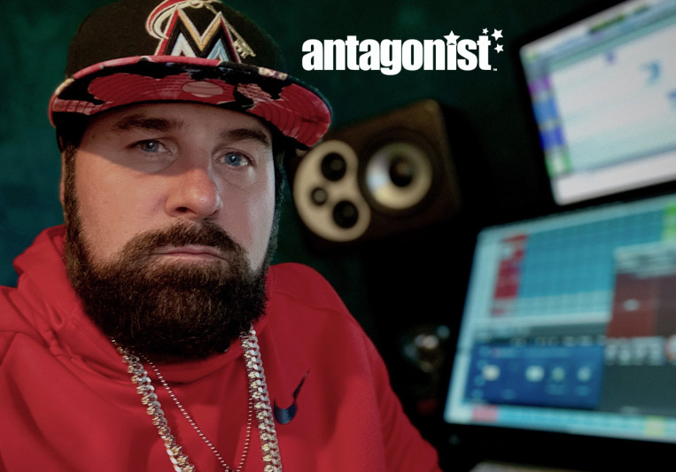 Official Antagonist Music on SoundBetter