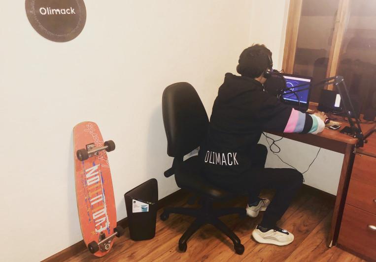 Olimack on SoundBetter