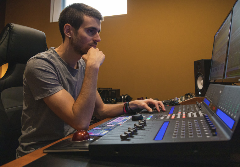 Àlex Carretero on SoundBetter