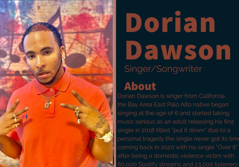 Dorian Dawson on SoundBetter