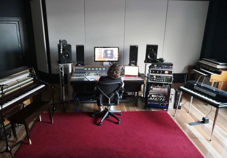 Timothy McArtney on SoundBetter