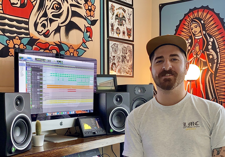 Brendan Reza on SoundBetter