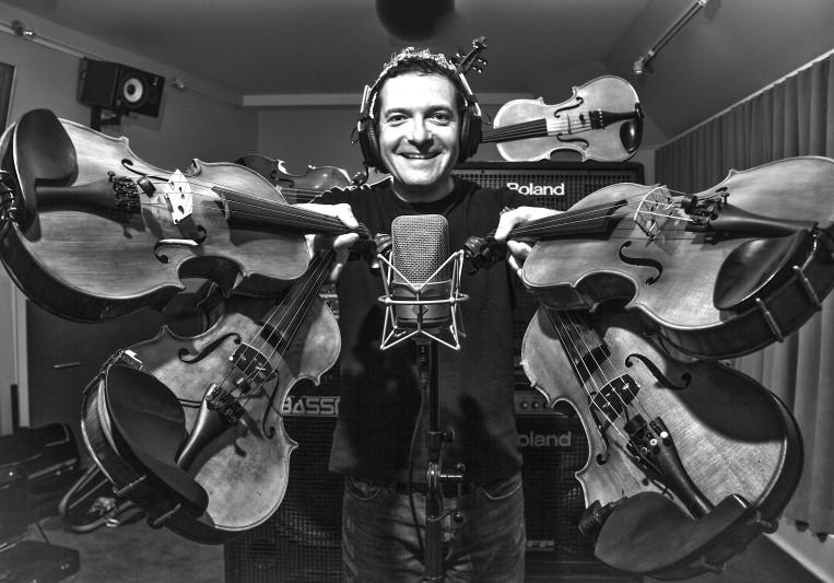 Ian Cooper's String Factory on SoundBetter