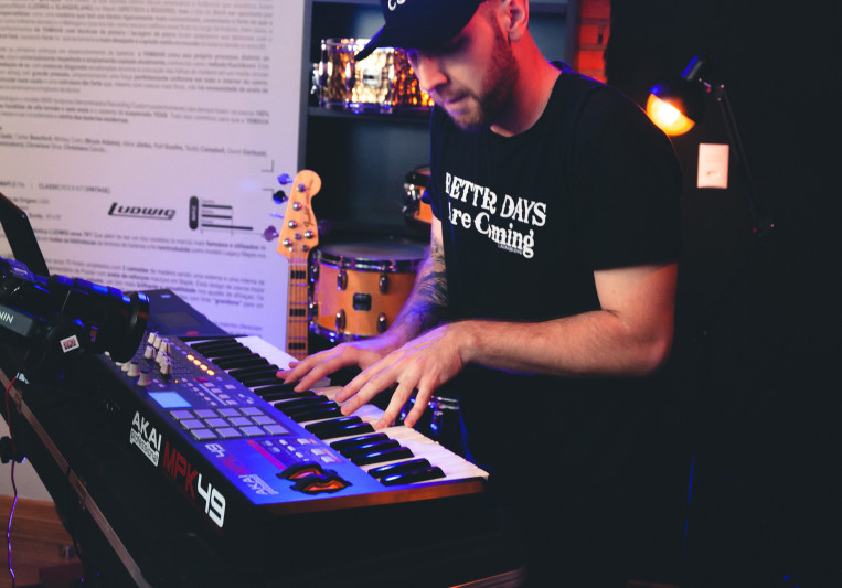 Daniel Bettega on SoundBetter