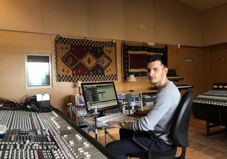 Alex Gispert on SoundBetter
