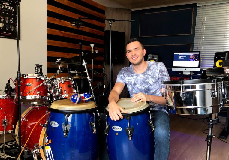 Jakogarces percussion on SoundBetter