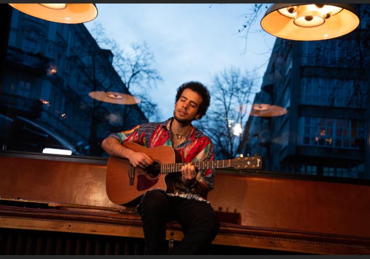 Tal Arditi - Unique Guitarist on SoundBetter