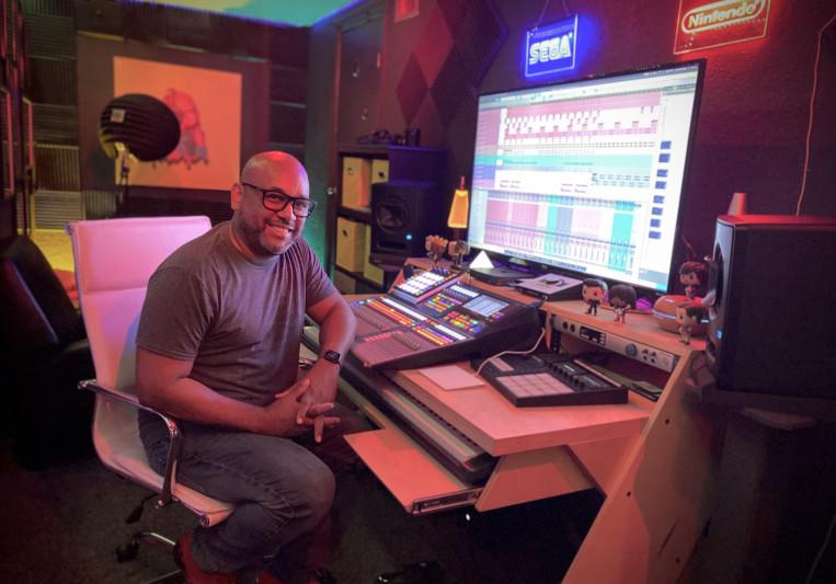 Jon-John Robinson on SoundBetter