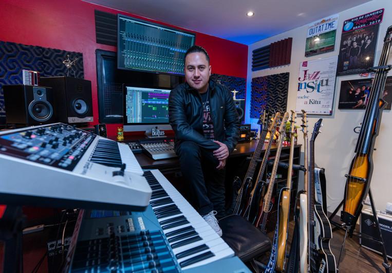 José Márquez on SoundBetter