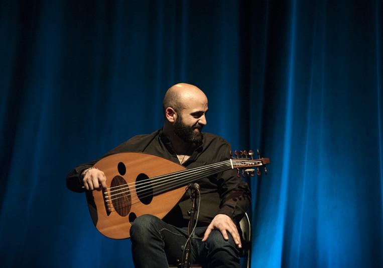 Saied Silbak on SoundBetter