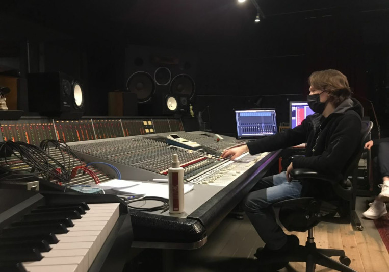 Paul Gavin on SoundBetter