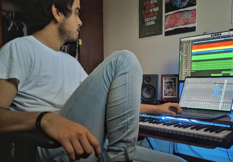 Diego Madrigal on SoundBetter