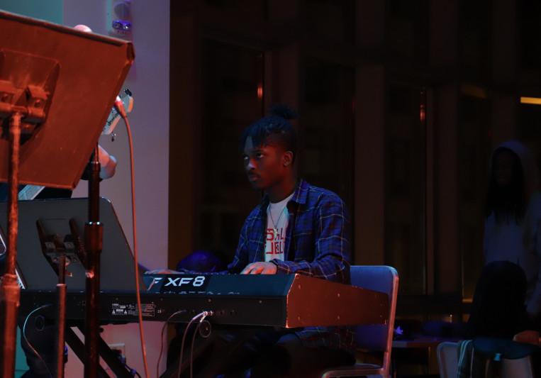 Bobby Hall III on SoundBetter