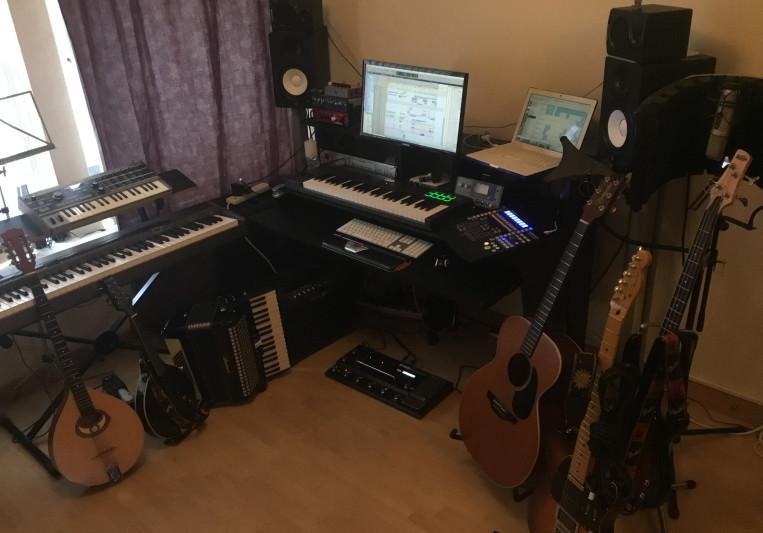 Gideon Miller Music on SoundBetter