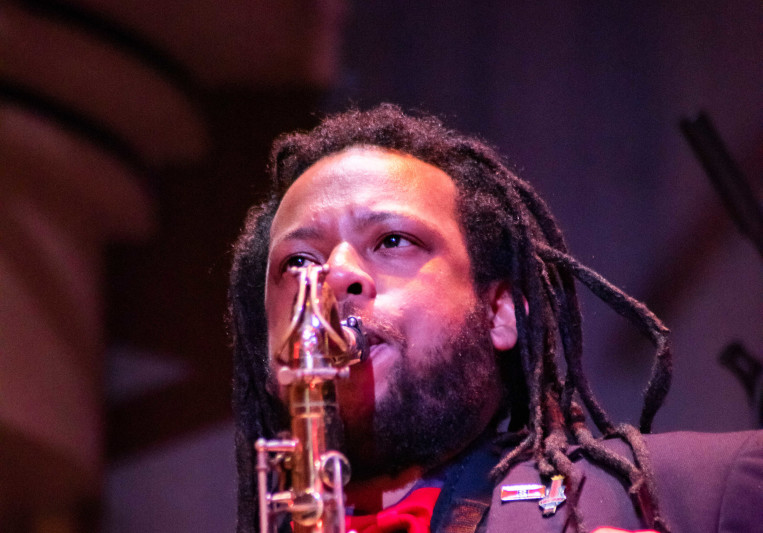 Stefan Forbus, Saxophonist on SoundBetter