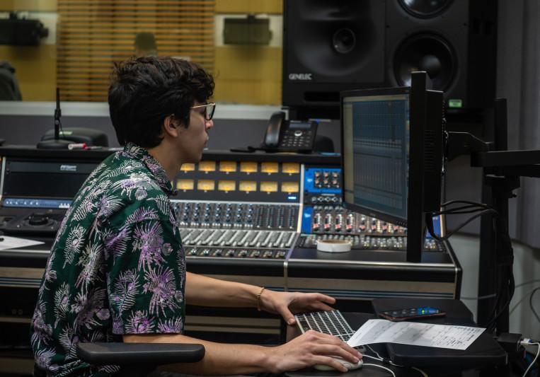 Jacob Rones on SoundBetter