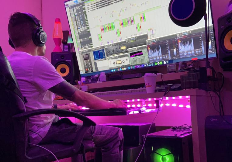 Martin Gray on SoundBetter