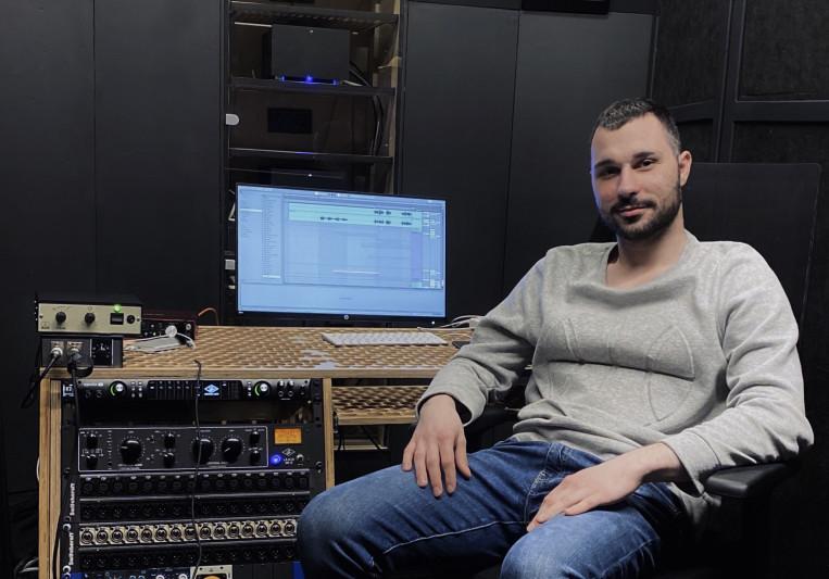 Bogdan Bobrov on SoundBetter