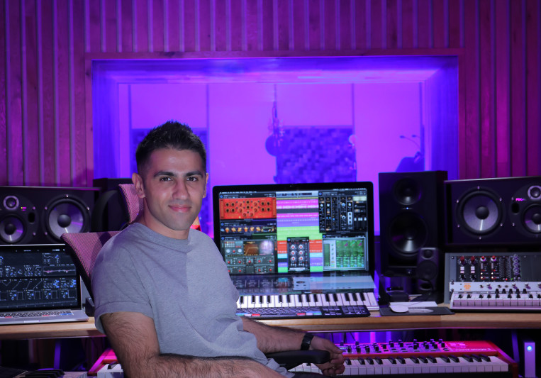 Vahagn Stepanyan on SoundBetter
