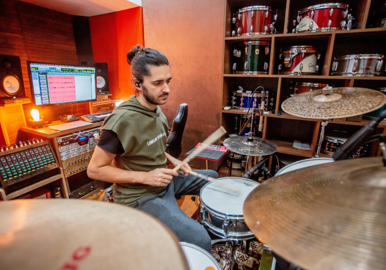 Diego Jean Vicente on SoundBetter
