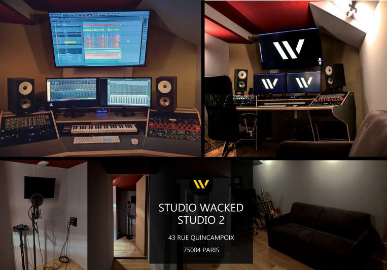 Studio Wacked on SoundBetter