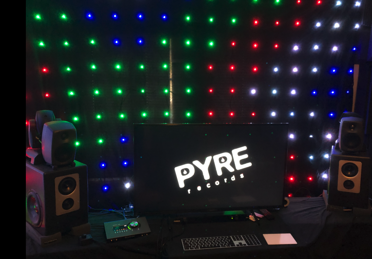PYRE Records on SoundBetter