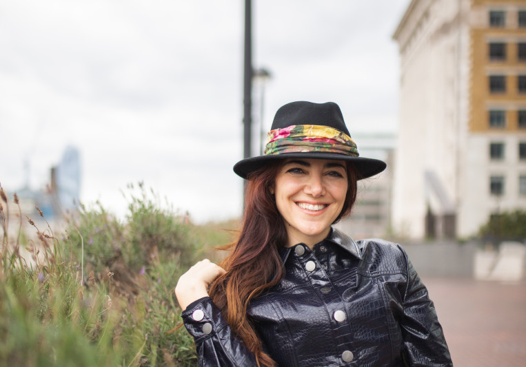 Eleni Skarpari on SoundBetter