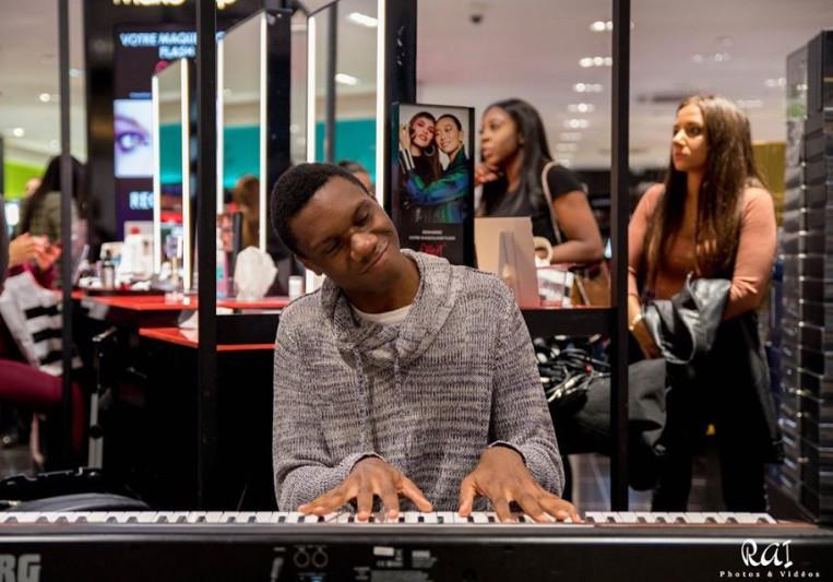 Melvin Toussaint on SoundBetter