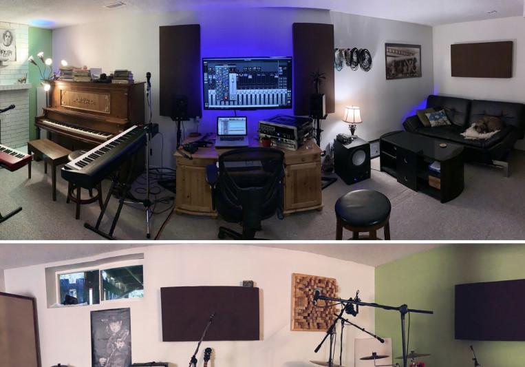 Mid-Side Studios on SoundBetter