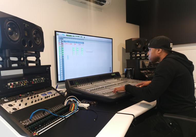DJ SprinTer on SoundBetter