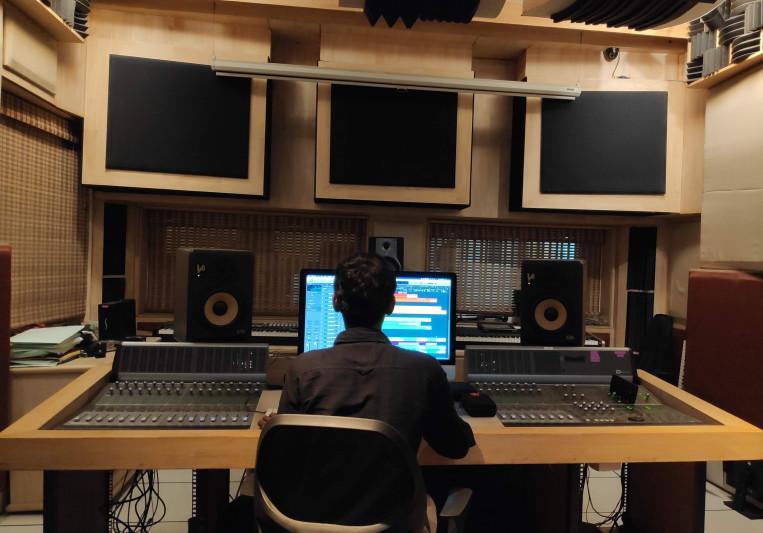 Prasanth Muruganantham on SoundBetter