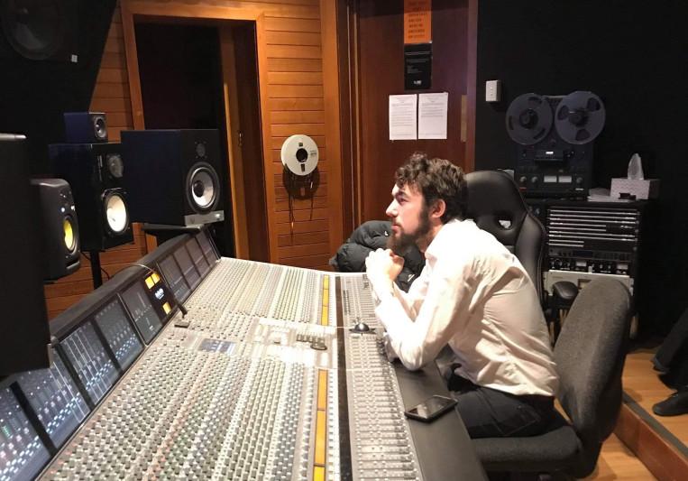 Jamie Palamountain on SoundBetter