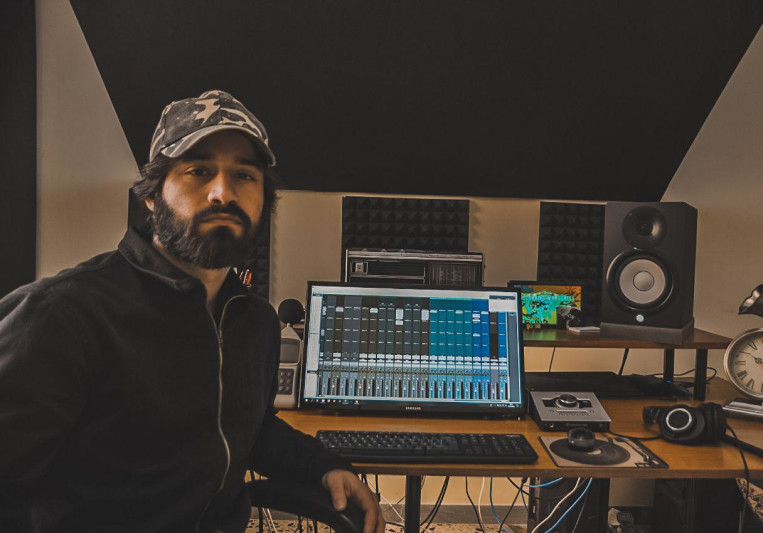 Vincenzo Scognamiglio on SoundBetter
