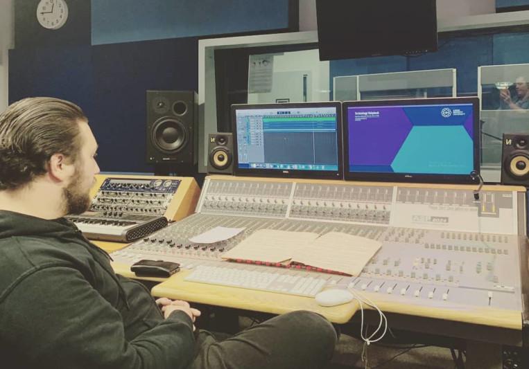 Ben Hannah on SoundBetter
